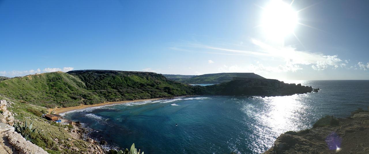 Gorgeous Ghajn Tuffieha Bay