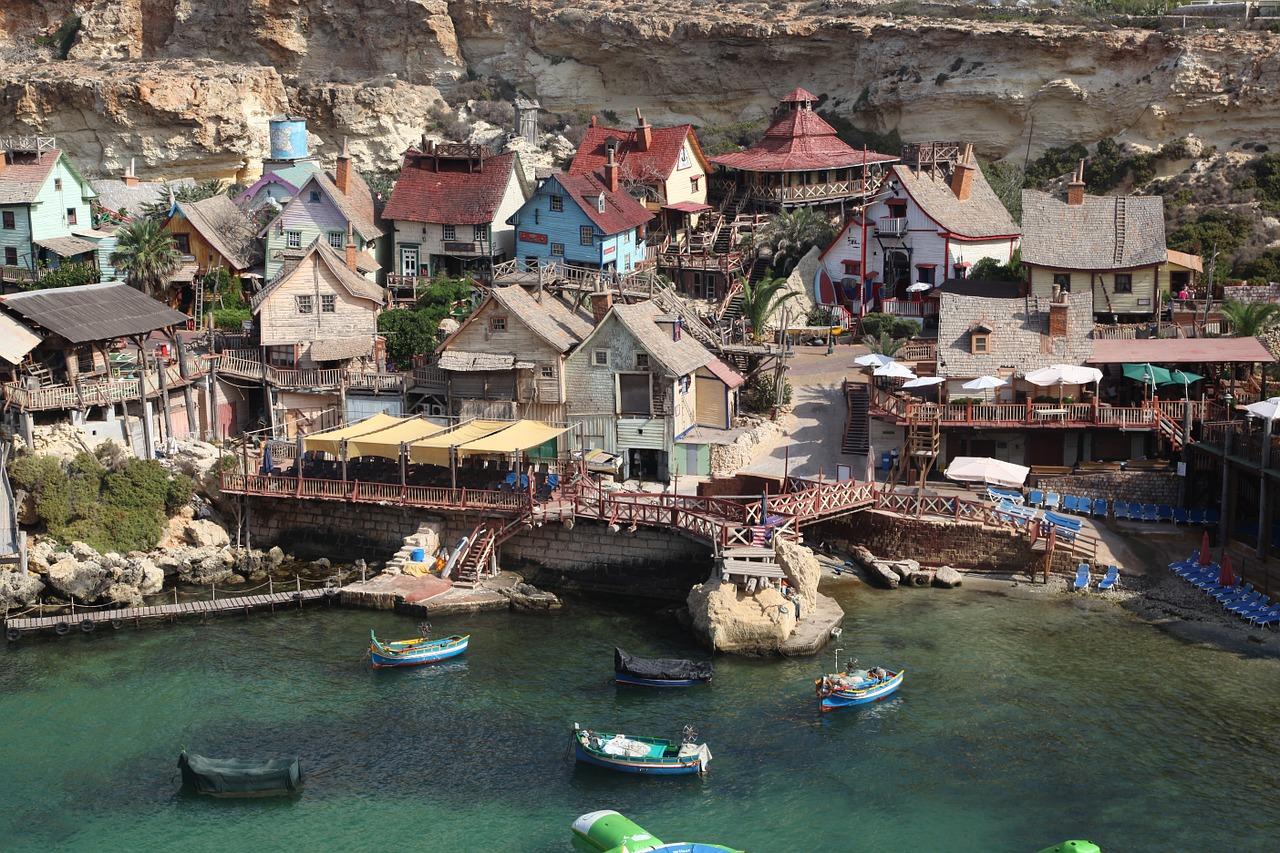 Popular Popeye Village